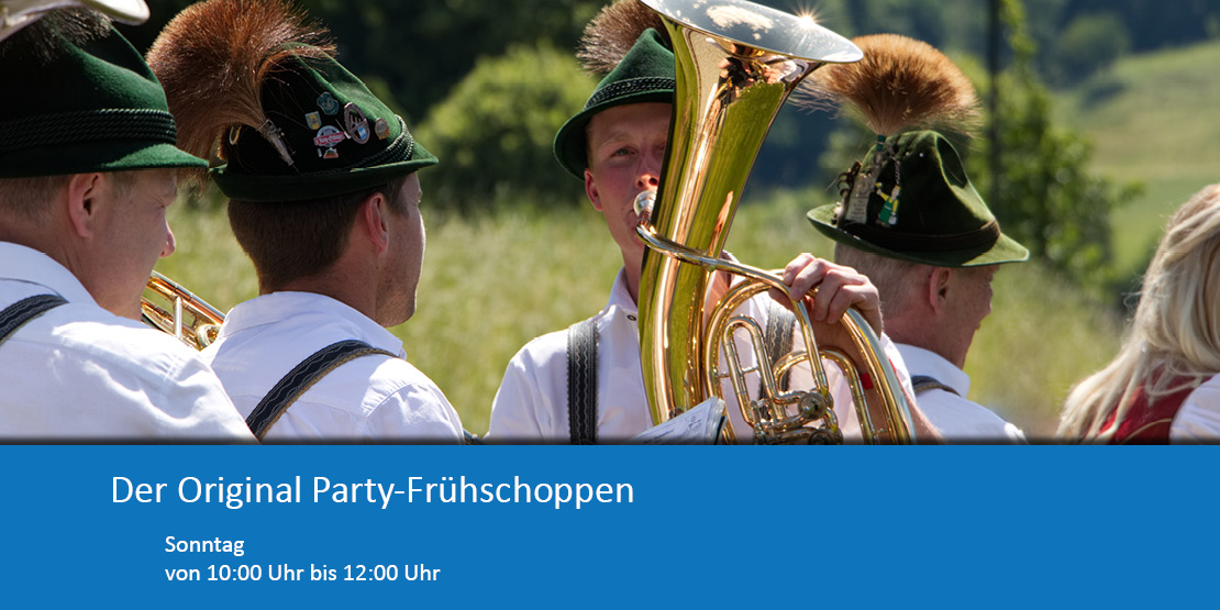 Party-Frühschoppen